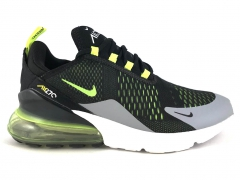 Nike Air Max 270 Black/Grey/Green