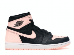 Air Jordan 1 Retro High Black/Pink