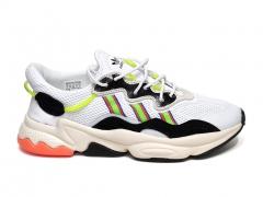 Adidas Ozweego White/Black/Volt