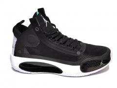 Air Jordan 34 Eclipse Black/White