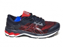 Asics GEL KAYANO 26 Navy/Red