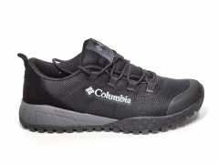 Columbia Men's Shoe Black/Grey/White