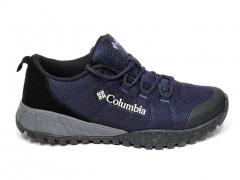 Columbia Men's Shoe Navy/Grey/Black