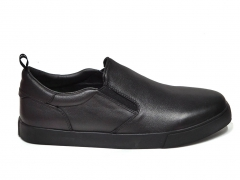 Ferazzi Slip-on Leather Black FRZ016