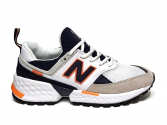 New Balance 574 Sport V2 White/Navy/Orange