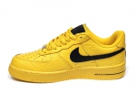 Nike Air Force 1 x Supreme The North Face Yellow/Black