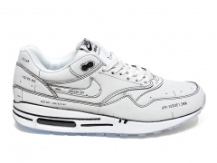 Nike Air Max 1 'Sketch To Shelf' White/Black