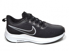 Nike Zoom X Pegasus V6 Turbo Black/White
