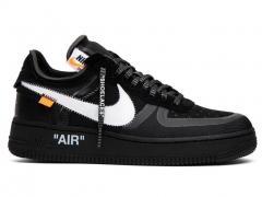 Nike Air Force x Off-White Black/White