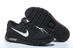 Nike Air Max 2017 Black/White/Og