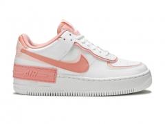 Nike Air Force Low 1 Shadow White/Peach