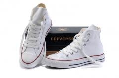 Converse White/High