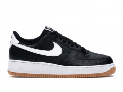 Nike Air Force 1 Low Black/White/Gum
