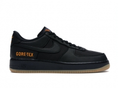 Nike Air Force 1 Low GTX Black/Orange