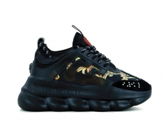 Versace Chain Reaction Black/Gold Print