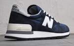 New Balance 990 Dark/Blue