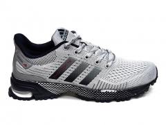 Adidas Marathon TR Grey/Black/Red