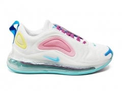 Nike Air Max 720 White/Pink/Yellow