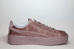 Puma Creepers by Rihanna Velvet Rosy-Brown