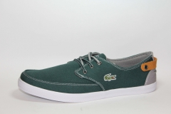 Lacoste shoes green