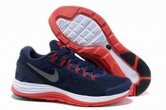 Nike Lunarglide+ 4 Blue/Red
