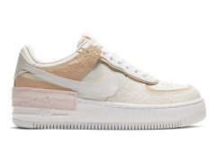 Nike Air Force 1 Low Shadow Beige/White