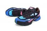 Adidas x Raf Simons Ozweego 2 Black/Blue/Pink