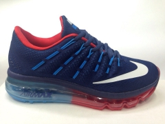 Nike Air Max 2016 blue/red/white