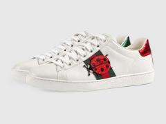Gucci Ace Ladybug & Pineapple