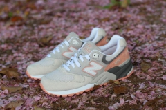 New Balance 999 Grey/Peach