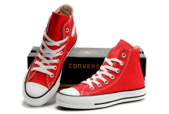 Converse Red/High