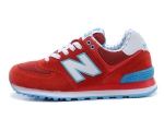 New Balance 574 Red/White/Blue