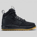 Nike Lunar Force 1 Duckboot Black/Gum