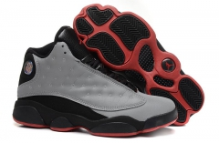 "Air Jordan Retro 13 ""3M"" Reflective silver"