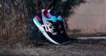 Asics GEL LYTE V black/blue