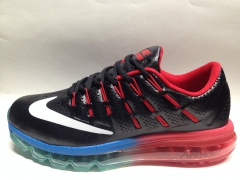 Nike Air Max 2016 Leather/Black/Red