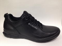 Columbia men's shoe black