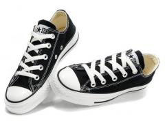 Converse White/Black/Short