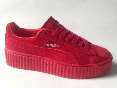 Puma Creepers Red/Light