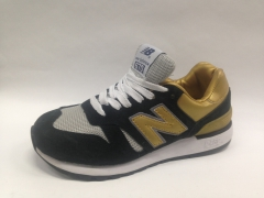 New Balance 670 Black/Gold