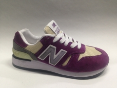 New Balance 670 Purple