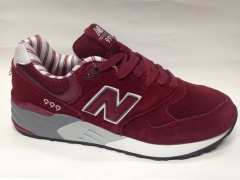 New Balance 999 Red/Suede
