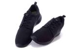 Nike Roshe Run Triple Black