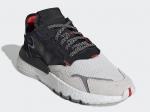 Adidas Nite Jogger 3M White/Black