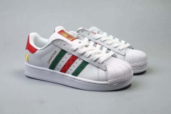 Adidas Superstar x Gucci White