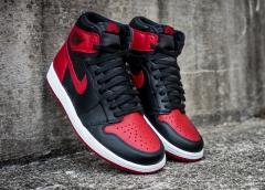 "Air Jordan 1 Retro ""Banned"""