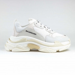 Balenciaga Triple S Cream