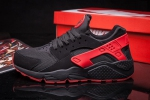 Nike Air Huarache Black/Red