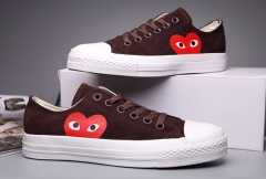 Converse x Comme Des Garcons Play Brown