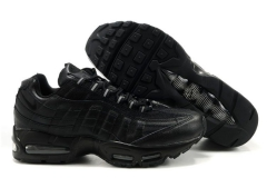 Nike Air Max 95 Black/Leather